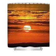 Best Sunset Ever Shower Curtain