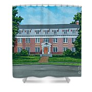 Beta Theta Pi Shower Curtain