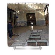 Bethlehem - In The Preparation For Christmas Celebration 2009 Shower Curtain