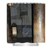 Bethlehem - Nativity Church  Shower Curtain