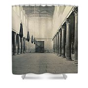 Bethlehem - Nativity Church Year 1867 Shower Curtain