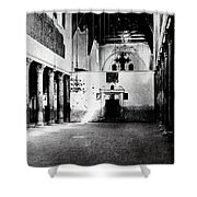 Bethlehem - Nativity Church Year 1887 Shower Curtain