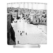 Bethlehem 1889s Shower Curtain