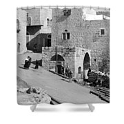 Bethlehem Homes Shower Curtain