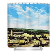 Bethlehem New Day Shower Curtain