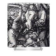 Betrayal Of Christ 1508 Shower Curtain