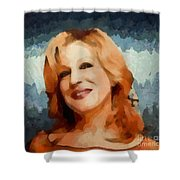 Bette Midler Collection - 1 Shower Curtain