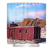 Better Days Shower Curtain