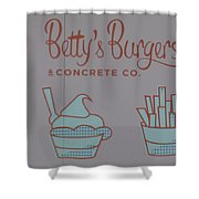 Combo Meal Shower Curtain