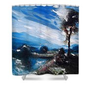 Betws-y-coed Shower Curtain