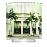 Beverly Hills Rodeo Drive 2 Shower Curtain