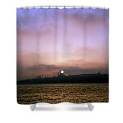 Bewitching Night Shower Curtain