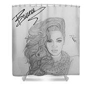 Beyonce Drawing By Jose Fachinetti