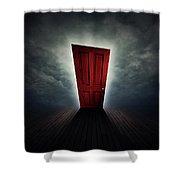 Beyond A Dream Shower Curtain