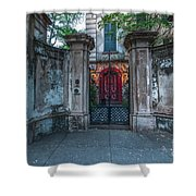 Beyond The Gate Shower Curtain