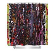 Beyond The Reflection Shower Curtain