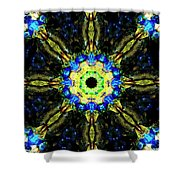 Beyond Universe Shower Curtain