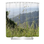 Beyond The Grass Shower Curtain