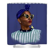 Beyound Shower Curtain
