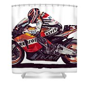Biaggi Shower Curtain