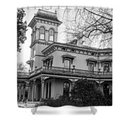 Bidwell Mansion Shower Curtain
