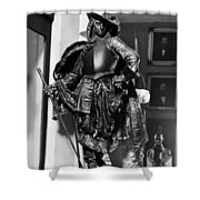Bienville In Bronze Shower Curtain