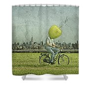 Big Apple Shower Curtain
