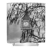 Bw Big Ben London Shower Curtain