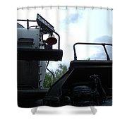 Big Boy 4004 Shower Curtain