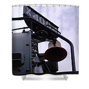 Big Boy Bell Shower Curtain