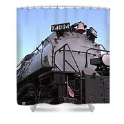 Big Boy Display Shower Curtain