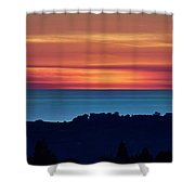 Big Chill Shower Curtain