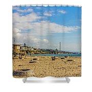 Big Corona Beach Shower Curtain
