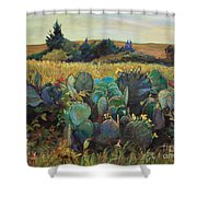 Big Family Shower Curtain