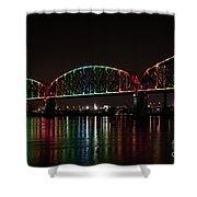 Big Four Bridge 2215 Shower Curtain