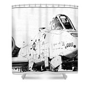 Big Guns II Shower Curtain