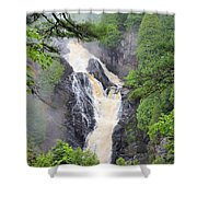 Big Manitou Falls 2 Shower Curtain
