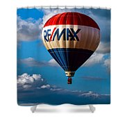 Big Max Re Max Shower Curtain