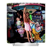 Big Sister Shower Curtain
