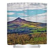 Big Sugarloaf Mountain Shower Curtain