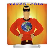 Bigstock 22846427 Shower Curtain