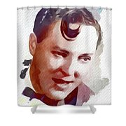 Bill Haley, Music Legend Shower Curtain