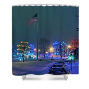 Billerica Common 001 Shower Curtain