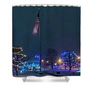 Billerica Common 002 Shower Curtain