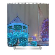 Billerica Common 003 Shower Curtain