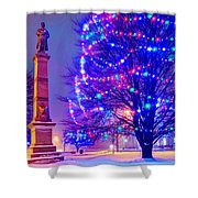Billerica Common 005 Shower Curtain