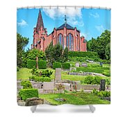 Billinge Church Shower Curtain