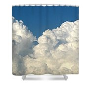 Billowing Clouds 1 Shower Curtain