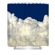 Billowing Clouds 4 Shower Curtain