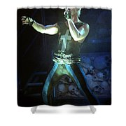 Billy Idol 90-2249 Shower Curtain